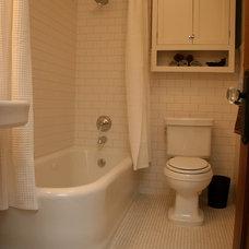 Midcentury Bathroom by Divine Designs