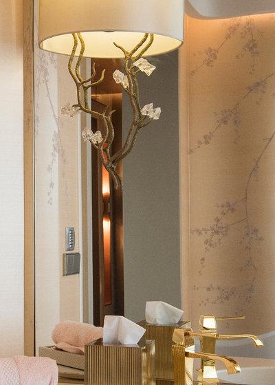Contemporary Bathroom by DESIGN INTERVENTION