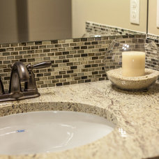 Traditional Bathroom by Alturas Homes