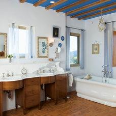 Mediterranean Bathroom by ARC Design