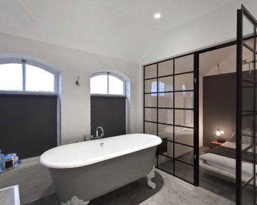 Unusual Shape Bathroom Design Ideas Remodels Photos