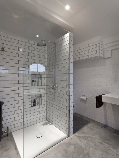 No Grout Shower Base Houzz