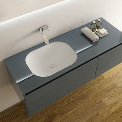 The beautiful collection of Inbani bathroom furniture from Spain. - Inbani Strato series