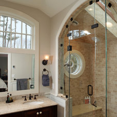 traditional bathroom by ARCHIA HOMES