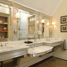 Traditional Bathroom by Buffington Homes South Carolina