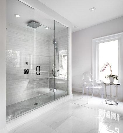 Contemporary Bathroom by Urban Development Inc