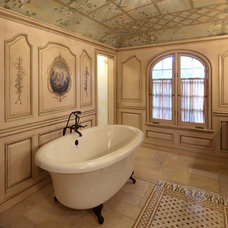 Traditional Bathroom by The Breakfast Room, Ltd