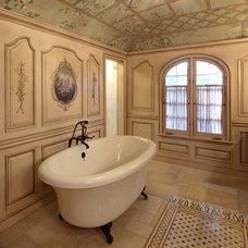 Traditional Bathroom by The Breakfast Room, Ltd