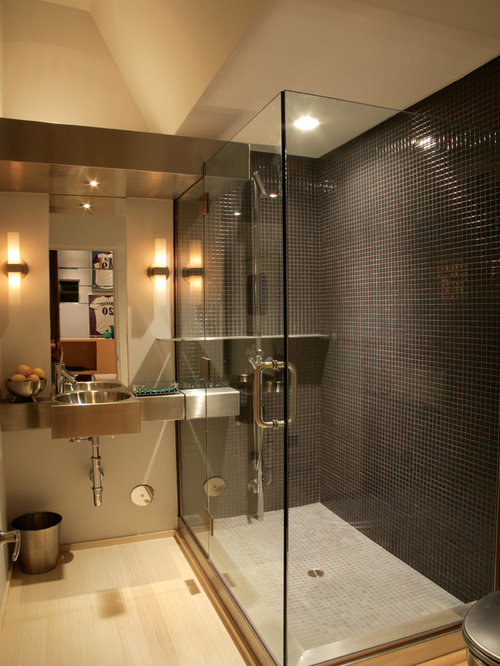 Stainless Steel Bathroom Sink Houzz