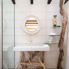 Modern Bathroom by Baucos Group, LTD. CO.
