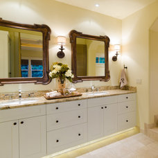 Contemporary Bathroom by Pahlisch Homes, Inc.