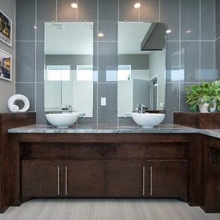 75 Most Popular Gray Kansas City Bathroom Design Ideas For 2018 Stylish Gray Kansas City