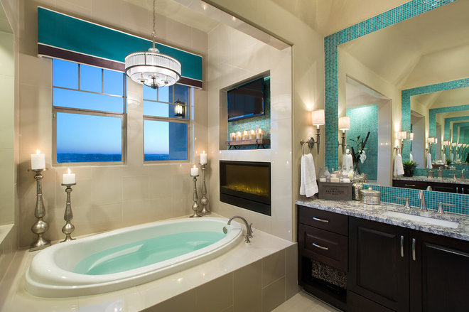 Contemporary Bathroom by Jimmy Jacobs Homes