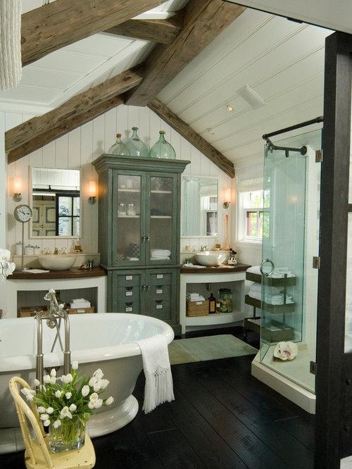 Coastal Bathroom Design Ideas Remodel Pictures – Coastal Bathrooms