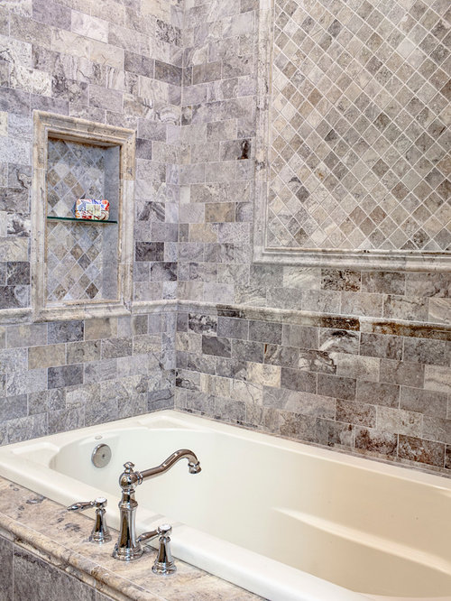 Permalink to Silver Bathroom Tiles
