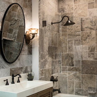 Claros Silver Travertine Houzz