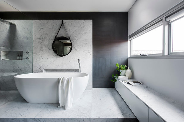 Contemporary Bathroom by Liebke Projects