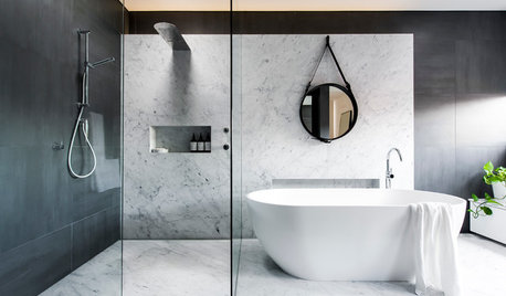 Shower Power: 5 Key Shower Looks and How to Get Them
