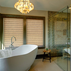 contemporary bathroom by Urban I.D. Interior Design Services