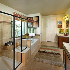 Traditional Bathroom by Meritage Homes