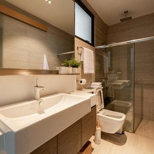 Salle de bain romantique Singapour : Photos et idées déco de salles ...