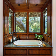 Traditional Bathroom by Orchid Interiors