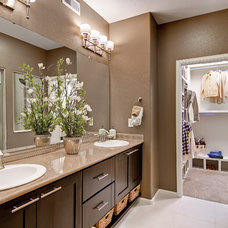 Traditional Bathroom by Oakwood Homes
