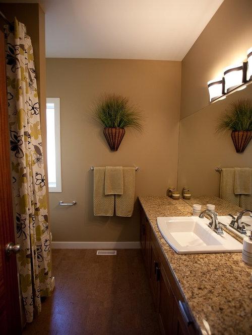 cork bath design ideas