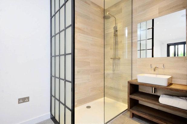 Industrial Bathroom by Terry Design