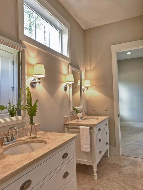 Jack and jill bathroom home design ideas pictures for Jack and jill bathroom vanity