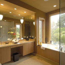 Contemporary Bathroom by Mark Brand Architecture