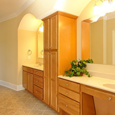 Traditional Bathroom by Stanton Homes