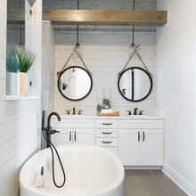 10 Statement-Making Mirror Styles for the Bathroom