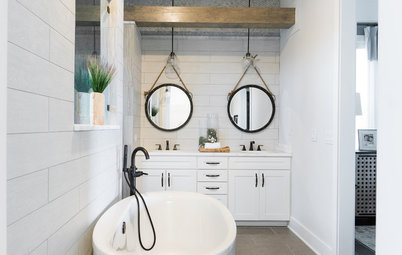 10 Statement-Making Mirror Styles for the Bath