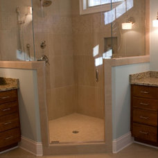 Traditional Bathroom by W. Epstein Builders