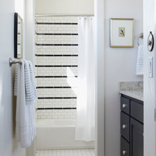 Traditional Bathroom by Alice Lane Home Collection