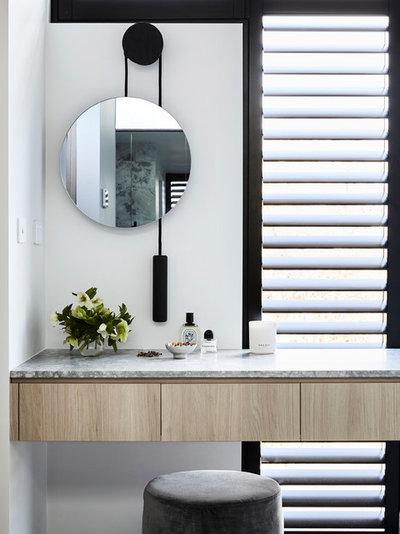 Contemporary Bathroom by WK Quantum Quartz