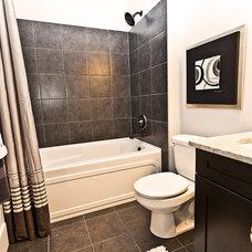 Contemporary Bathroom by Marcson Homes Ltd.