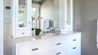 The Girl's Hall Bath Vanity