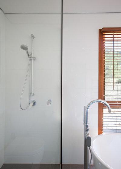 Contemporary Bathroom by Coveney Browne Design