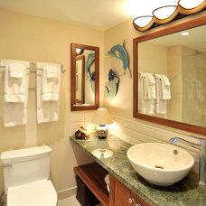 Contemporary Bathroom by The Grand Design