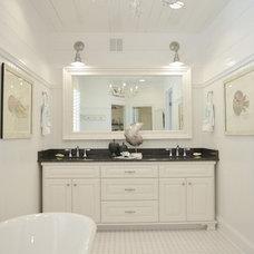 Traditional Bathroom by Blue Sky Building Company