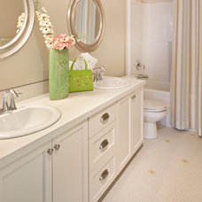 Traditional Bathroom by Cardel Designs