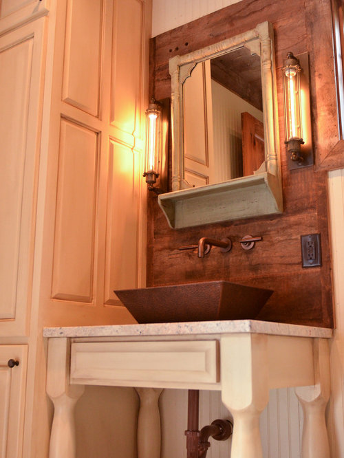 Industrial New Orleans Bathroom Design Ideas Remodels Photos