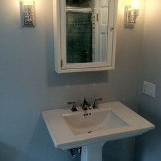 Traditional Bathroom by South Shore Dream Bath llc