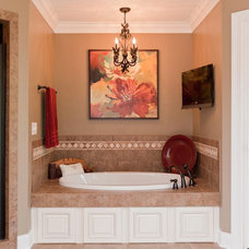 Traditional Bathroom by The Stratford Companies