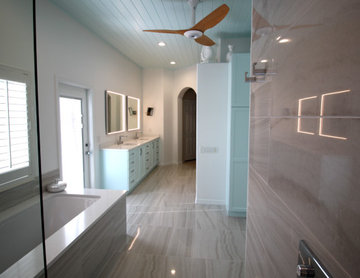 The Inlets, Master Bath Remodel