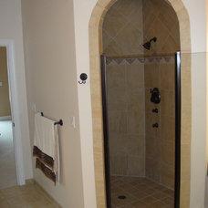 Mediterranean Bathroom by Otero Signature Homes