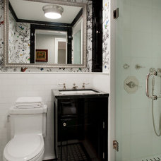 Traditional Bathroom by Adams + Beasley Associates