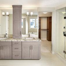 Contemporary Bathroom by Smith Homes